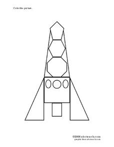Rocket Worksheet Worksheet