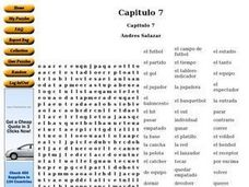 Capitulo 7 Worksheet