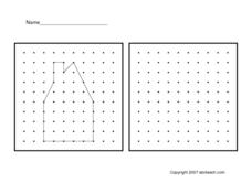 Geoboard House Worksheet
