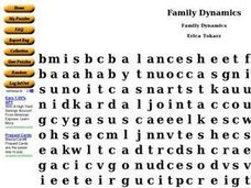 Family Dynamics Worksheet
