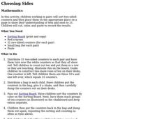 Choosing Sides Lesson Plan
