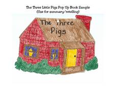 The Three Little Pigs Pop Up Book Sample Lesson Plan
