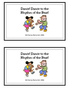 Dance! Dance to the Rhythm of the Beat! Lesson Plan