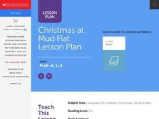 Christmas at Mud Flat Lesson Plan Lesson Plan