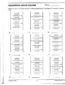 reading a graduated cylinder lesson plans worksheets. Black Bedroom Furniture Sets. Home Design Ideas
