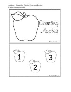Counting Apples Lesson Plan