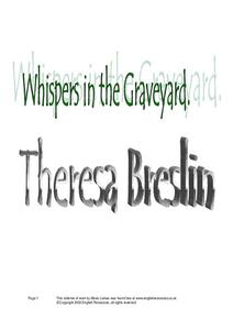 For the Graveyard Book Lesson Plans & Worksheets Reviewed