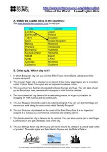 Print And Do Lesson Plan