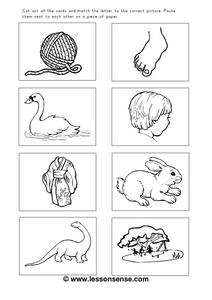 Alphabet 6 Worksheet