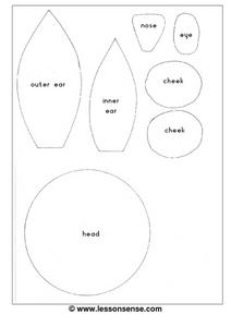 Create a Face Worksheet