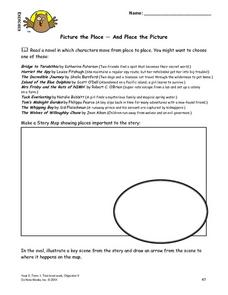 Picture the Place--and Place the Picture Lesson Plan