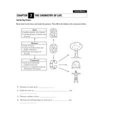 Get the Big Picture Worksheet