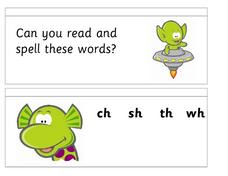 Can You Read And Spell These Words? Worksheet