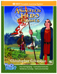 Christopher Columbus Learning Game