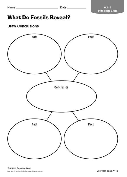All Worksheets » Fossil Worksheets - Printable Worksheets Guide ...