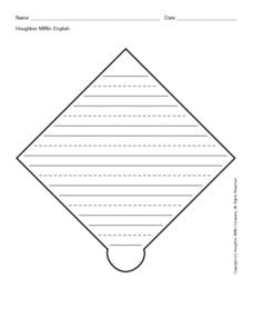 Triangle Writing Worksheet