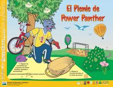 El Picnic de Power Panther  (Spanish) Lesson Plan