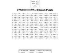 By Ahhhhhhhhh2  Word Search Puzzle Worksheet