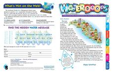 Waterdrops Growth and Development Worksheet