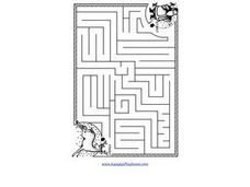 Help Santa Get to his Reindeer Maze Worksheet