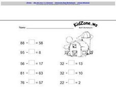 Missing Addend Worksheets Unique 1000 Images About 2nd Grade additionally  in addition FREE  Balance the Scale  Missing Addends   4 worksheets  this furthermore 1st Grade Subtraction Worksheets   Free Printables   Education also  additionally Find the missing addend    First Grade Math   Pinterest   Math in addition missing subtrahend worksheets – nuripyramids info together with  moreover 7 best Subtraction  missing number images on Pinterest   1st grade together with HD wallpapers missing subtrahend worksheets 1st grade additionally Free Worksheets For Kindergarten Math Missing further Minuends Lesson Plans   Worksheets Reviewed by Teachers likewise  moreover  additionally Math Subtraction Worksheets 1st Grade additionally . on missing subtrahend worksheets 1st grade