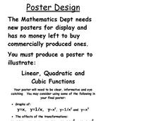 Poster Design Worksheet