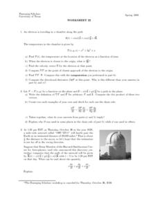Worksheet 22 - Functions Lesson Plan