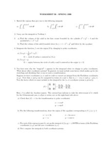 Worksheet 36-Spring 1996 Lesson Plan