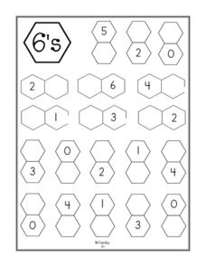 6's Worksheet