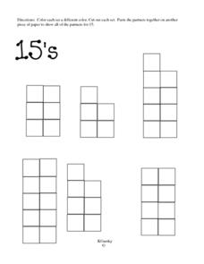 15-1 Worksheet
