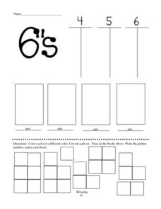 6-1 Worksheet