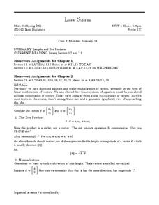 Lengths and Dot Sequences Worksheet