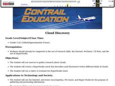 Cloud Discovery Lesson Plan