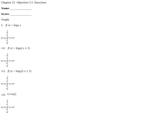 Logarithmic Functions Lesson Plans Worksheets Lesson Planet
