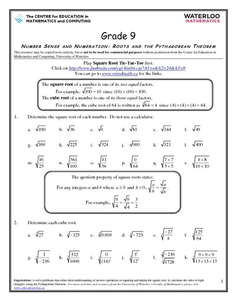 Converse Of Pythagorean Theorem Worksheet Worksheets