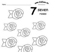 Seven Roses Worksheet