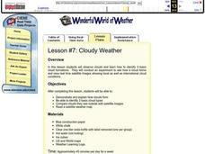 Cloudy Weather Lesson Plan