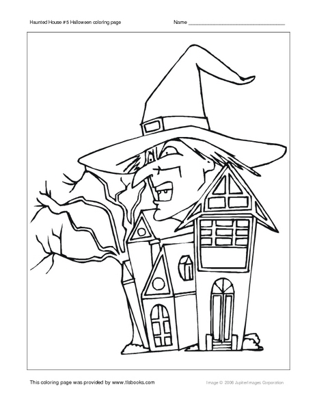 Haunted House Lesson Plans & Worksheets Reviewed by Teachers