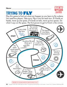 Trying To Fly Lesson Plan