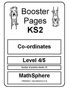 Co-Ordinates Workbook