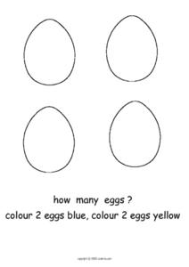 The Egg Count Worksheet