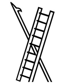 Ladder Picture Worksheet