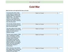 Cold War Interactive