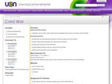 Cold War Lesson Plan