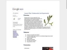 Collaborative Lab Experiments Lesson Plan