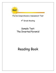 Inverted Pyramid Lesson Plans & Worksheets Reviewed by Teachers