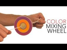 Color Mixing Wheel Video