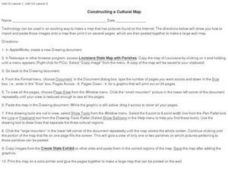 Constructing a Cultural Map Lesson Plan