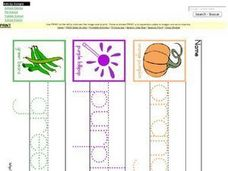 Color Printing Worksheet Worksheet