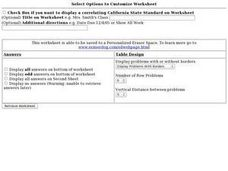 Box and Whisker Plot Worksheet